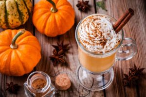 Make Your Own Pumpkin Spiced Cannabis Latte!