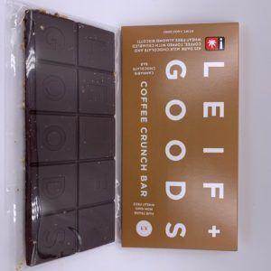 Leif + Goods – Coffee Crunch Chocolate Bar