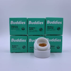 Buddies – Live Resin/Diamonds