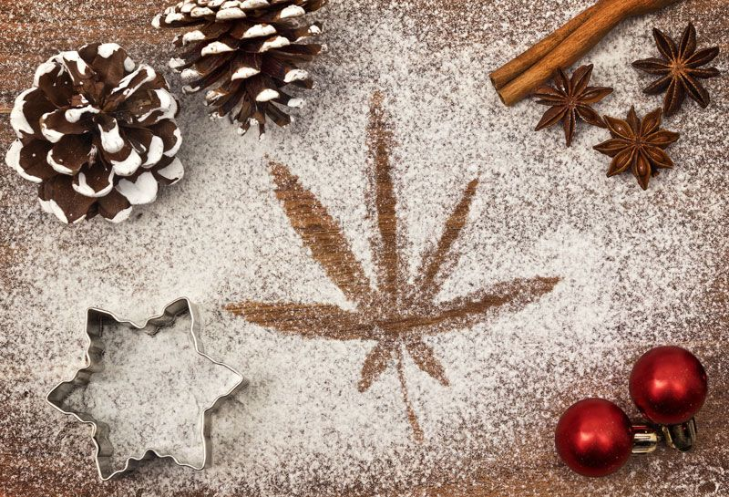 5 Reasons Getting Baked over Christmas is a Great Idea