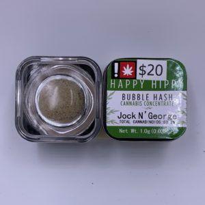 Bubble Hash – Jock N' George