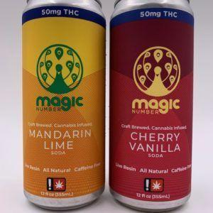 Magic Number Soda