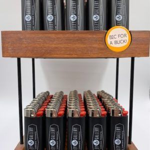 BIC Greely Gallery Lighters