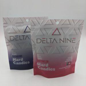 Delta Nine Hard Candies